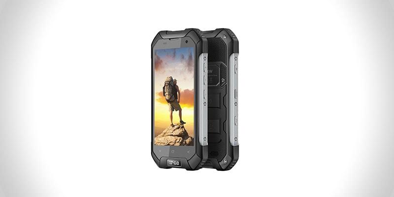 nejlepší odolný telefon iget blackview bv6000