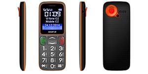 levný mobil pro seniory aligator a320