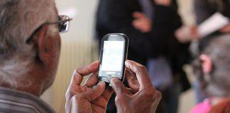 nejlepší mobil pro seniory
