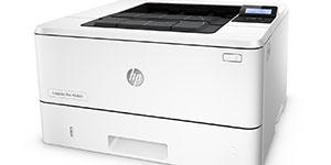 rychlá laserová tiskárna