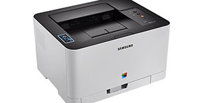 levná barevná laserová tiskárna