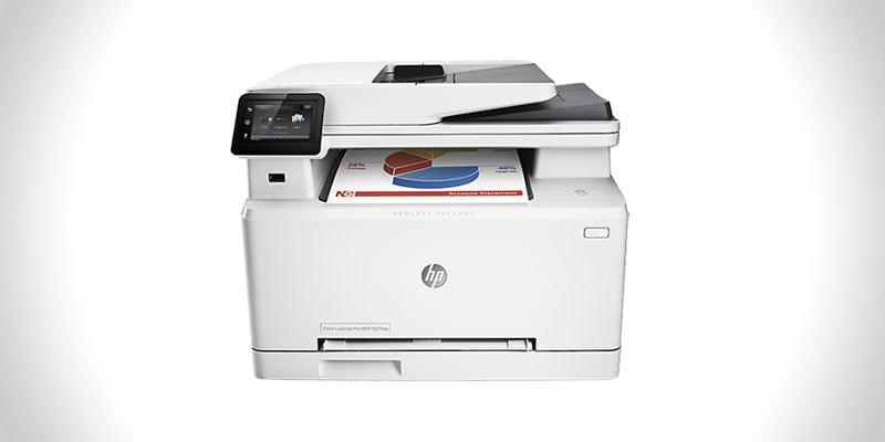 nejlepší multifunkční barevná laserová tiskárna