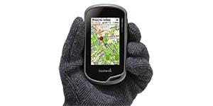dotyková outdoor navigace garmin oregon 600