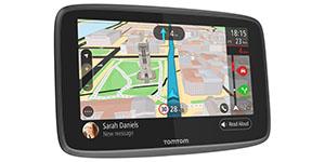 autonavigace se sim kartou tomtom go 5200