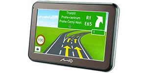 levná navigace do auta do 2000 Kč mio spirit 5400
