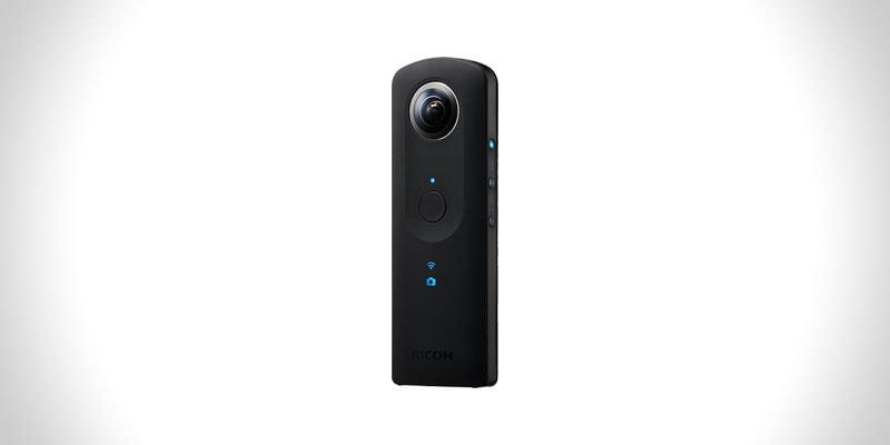nejlepší 360° kamera ricoh theta s