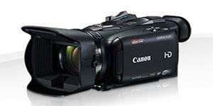 nejlepší kamera pro začínající profesionály canon legria hf g40