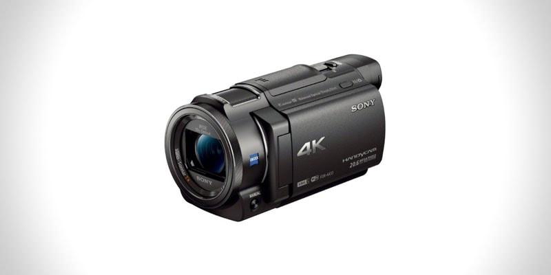 nejlepší digitální videokamera sony fdr ax33