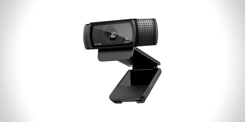 nejlepší webkamera logitech c920