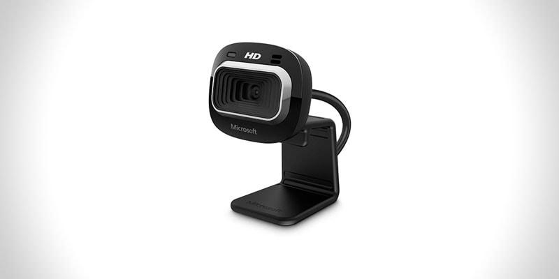 nejlepší levná webkamera do 1000 kč microsoft lifecam hd 3000