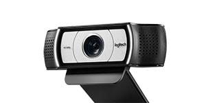 nejlepší firemní webkamera pro videokonference logitech c930e