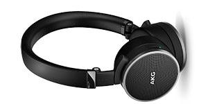 nejlepší bezdrátová sluchátka na uši s ANC akg n60
