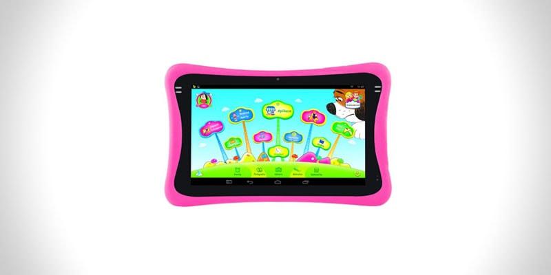 nejlepší dětský tablet gogen maxpad 9