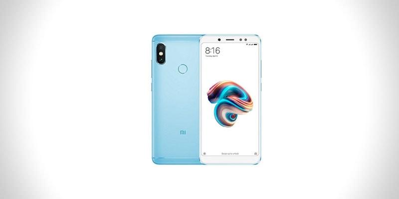 nejlepší mobil do 5000 Kč xiaomi redmi note 5