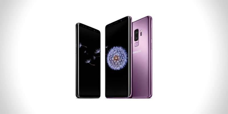 nejlepší mobilní telefon s androidem samsung galaxy s9 s9+
