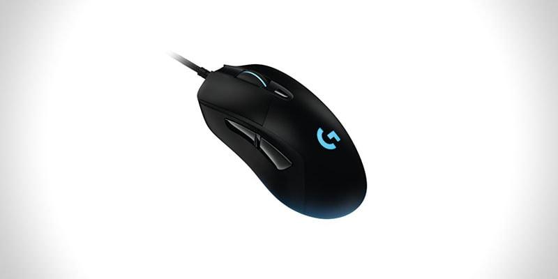 nejlepší herní myš do 1500 Kč logitech g403