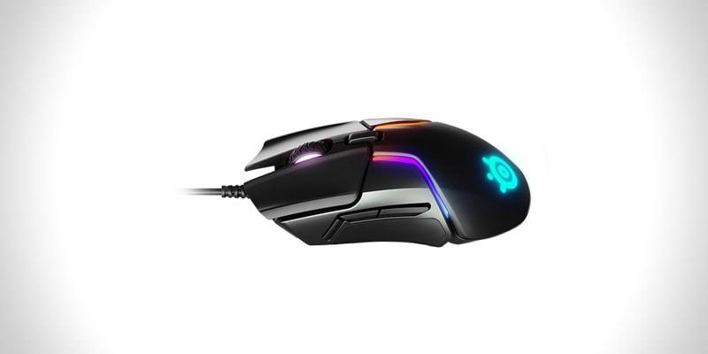 nejlepší herní myš steelseries rival 600