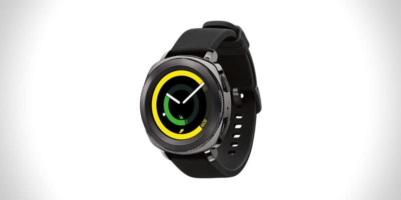 nejlepší sportovní fitness hodinky samsung gear sport