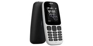 levný tlačítkový mobil do 500 Kč nokia 106
