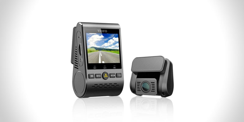 nejlepší duální kamera do auta do 4000 Kč viofo a129 duo