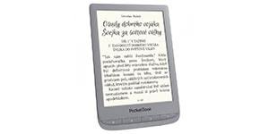 levná čtečka s dotykovým ovládáním pocketbook 627 touch lux 4