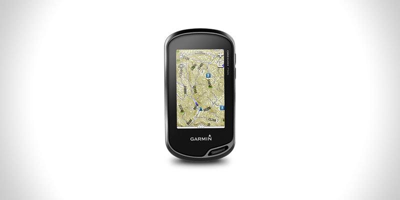 nejlepší turistická navigace garmin oregon 700