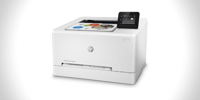 nejlepší barevná laserová tiskárna HP Color LaserJet Pro M255dw