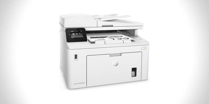 laserová tiskárna se skenerem HP LaserJet Pro M227fdw
