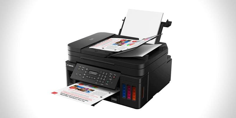 nejlepší tanková tiskárna na fotky canon prixma g7040